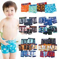 """Vaenait Baby Kids Toddler Underwear Boys Pantie Set """"Daily Undewear Set"""" 2T-7T"""
