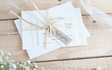 Wedding Invitations and Stationery, Sample Invitation Sets, Sample Invitations