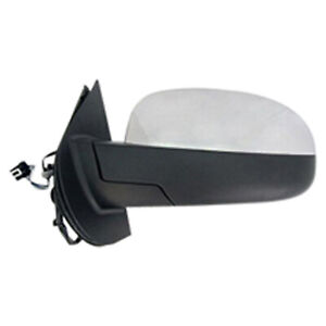 Textured Driver Side Mirror Power Manual Folding Heated 128-00897L