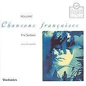 Francis Poulenc - Poulenc: Chansons françaises (1993)