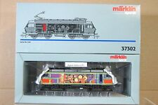 MARKLIN MäRKLIN 37302 DIGITAL SBB CFF SERIE BR Re 446 E-LOK LOCO BUILD MIB nc