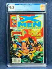 X-Men Unlimited #24 Vol 1 Comic Book - CGC 9.8