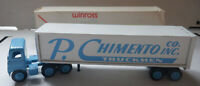 Chimento Winross Diecast Truck & Trailer 1:64 033120DBT2
