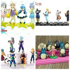 Hitman Reborn Skywalker Clone Kong Totoro Kitty Street Fighter Figures Keychain