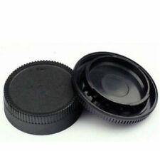 NEW Body Front + Rear Lens Cap Cover For Nikon AF AF-S AFS DSLR Camera LENS