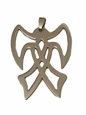 Insane Clown Posse Crossed Axes Metal Pendant Necklace