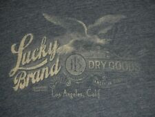 LUCKY BRAND DRY GOODS - Men's size XL - Graphic T-Shirt
