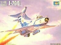Trumpeter 1:48 J-7GB Aircraft Model Kit