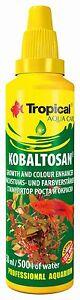KOBALTOSAN TREATMENT COLOUR, GROWTH, HEALTHY AQUATIC PLANTS TROPICAL FISH