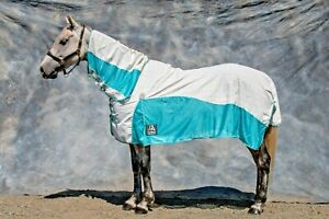 AniMac Allrounder Fly Rug Combo | Poly Cotton | Coolest Summer Rug | 5'0 to 7'3