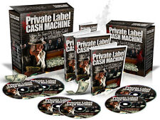 Turn Your PLR Private Label Rights Into Cash Machines In 3 Days Or Less (CD-ROM)