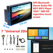 2DIN Android 8.1 Car Radio GPS Audio Stereo Car Multimedia MP5 Player Functional