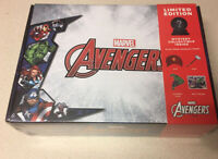 Marvel Avengers CultureFly Mystery Vinyl Collectible Box Limited Edition Sealed