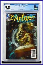 Batman The Dark Knight #23.3 CGC Graded 9.8 DC 2013 3-D Lenticular Co Comic Book