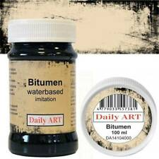 Daily Art Bitumen Patina Paste For Aged  Decoupage Craft's Projects 100ml