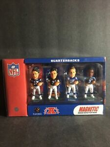 Forever Collectibles NFL QB Magnetic Mini Bobs Bobblehead TOM BRADY vintage RARE