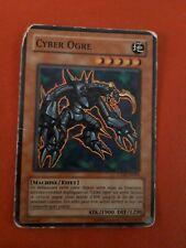 Cyber Ogre CDIP-FR004 Card Yu-Gi-Oh! Fr Rare