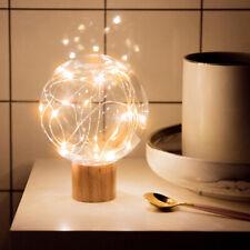 Magic USB LED Star Night Light Fairy Starry String Light Lamp Home Elegant Decor