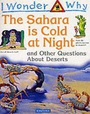 MI chiedo perché il Sahara è freddo di notte: e altre domande su terreni aridi mediante.
