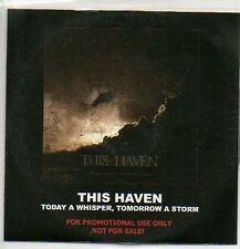 (160C) This Haven Today A Whisper, Tomorrow A St- DJ CD