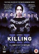 KILLING (Forbrydelsen) NEW PAL Region 2 DANISH DENMARK TV season 3 Sofie Grabol