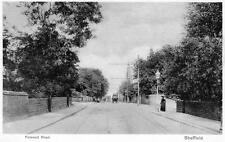 Sheffield Fulwood Road unused old postcard Stewart & Woolf Good