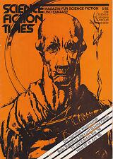 Science Fiction Times Nr. 5 - 1986 Magazin für Sci-Fi und Fantasy, RAR
