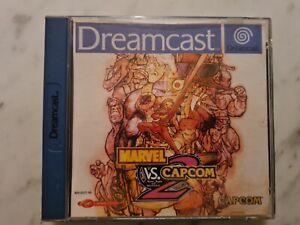 Capcom Vs SNK 2 - SEGA Dreamcast PAL