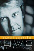 "HOWARD CARPENDALE ""LIVE"" DVD NEU"