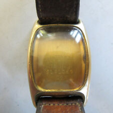 Hamilton Watch Case Co. WRIST WATCH 14K Gold Filled Rectangular