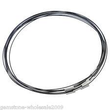 """Gum Necklace Magnetic Clasp Bubble 18"""" 10Pcs Wholesale Mixed Lots Black Choker"""