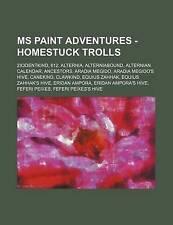 MS Paint Adventures - Homestuck Trolls: 2x3dentkind, 612, Alternia, Alterniabou