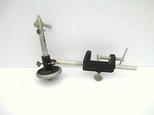 Vintage Signed PAT APPL'D Fly Fishing Tying Vise Clamp Tool   #44