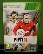 10 x FIFA 11 (Microsoft Xbox 360, 2010) (REFURBISHED) Job lot wholesale