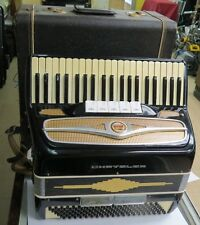 Vintage Chrysler  Accordion w/ Hard Case MADE in ITALY