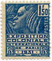 """FRANCE STAMP TIMBRE N° 273 """" EXPOSITION COLONIALE DE PARIS, 1 F 50 """" NEUF xxTTB"""