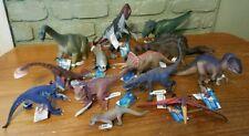 Schleich Dinosaur Lot of 13 Brachiosaurus T-Rex Spinosaurus Dunkleosteus - NWT!!
