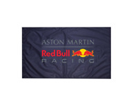 Red Bull Racing Formula 1 Aston Martin  Fan Flag