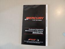 2011 Mercury 4 5 6 hp PS 1Zyl-4Takt owner s manual Betriebs anleitung Handbuch