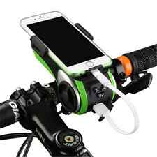 1PC ROCKBROS Multifunction Bicycle Audio Player Bike Headlight Phone Holder FT
