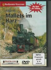Mallets im Harz 99 5901-06 Stars der Schiene 93