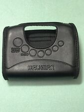 Sony Walkman Leather Case only for Wm-Fx251 Cassette Player - Great condition