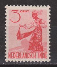 Nederlands Indie Indonesie 334 MNH Netherlands Indies inheemse dansers 1948