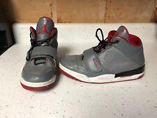 Nike Jordan Flight Club Mens Shoes Size 9 RED GRAY BLACK WHITE