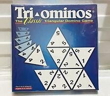 Tri-ominos Triangular Domino Game 25th Anniversary Edition Irwin -