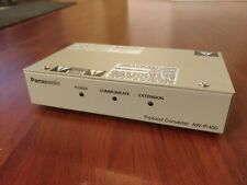Panasonic Aw-If400G Protocol Converter Aw-If400 For Aw-Ph400 Clean Rare