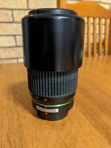 Pentax SMC 55-300mm f/4.0-5.8 DA ED Lens