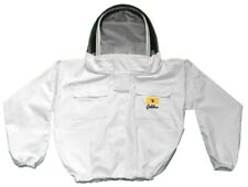 BEEKEEPERS JACKET FOR BEEKEEPING - TOP QUALITY DETACHABLE VEIL - ALL SIZES