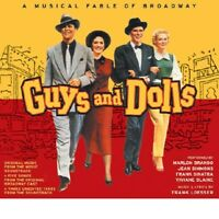 Frank Loesser Guys And Dolls A Musical Fable Of Broadway Original Movie Soundtra