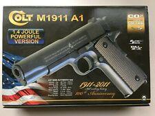 Airsoft Colt M1911 A1 KWC CO2 Pistol